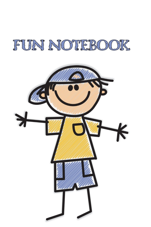 Fun Notebook: Boys Books - Mini Composition Notebook - Ages 6 -12  - Fun Boy Notebook pdf