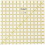 Omnigrid R125 Quilter's Square, 12-1/2 x