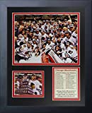 "Legends Never Die 2013 Chicago Blackhawks Champions Celebration Collage Photo Frame, 11"" x 14"""