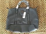 Pijushi Designer Handbag Grey Matte