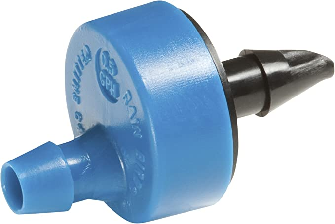 8L//H  DRIPPER PRESSURE COMPENSATING PACK OF 10//30//50 IRRIGATION WATERING