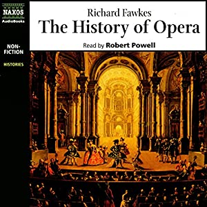 The History of Opera  Audiobook