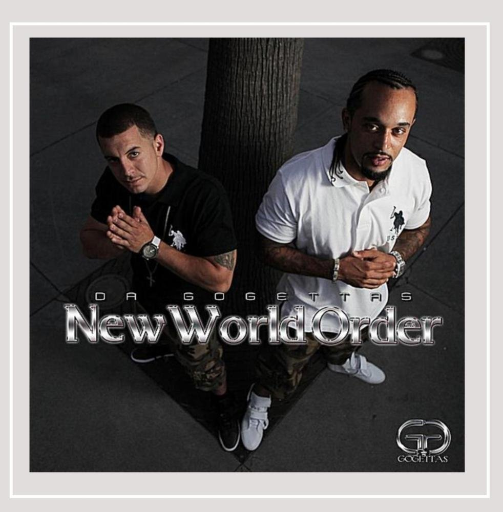 CD : Da Gogettas - New World Order (CD)