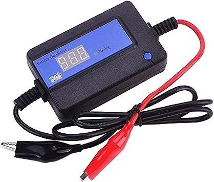 400 Ah Intelligent Auto Pulse Batterie Desulfator Zu Für Blei Säure Batterien Agm Gel Beleben Und Regenerieren Auto