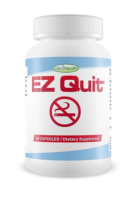 EZ quit – para Arrêter de fumer 60 Pastillas