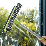 MAZIMARK--Squeegee Window Wiper Glass Cleaning Automotive Car Brush Rubber Antislip Blade