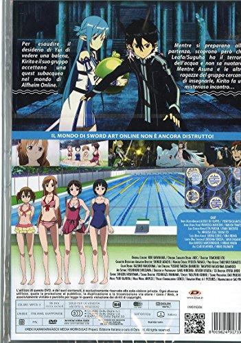 sword art online extra edition dvd Italian Import