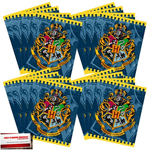 Harry Potter Party Goodie Loot Favor Bags 16 count
