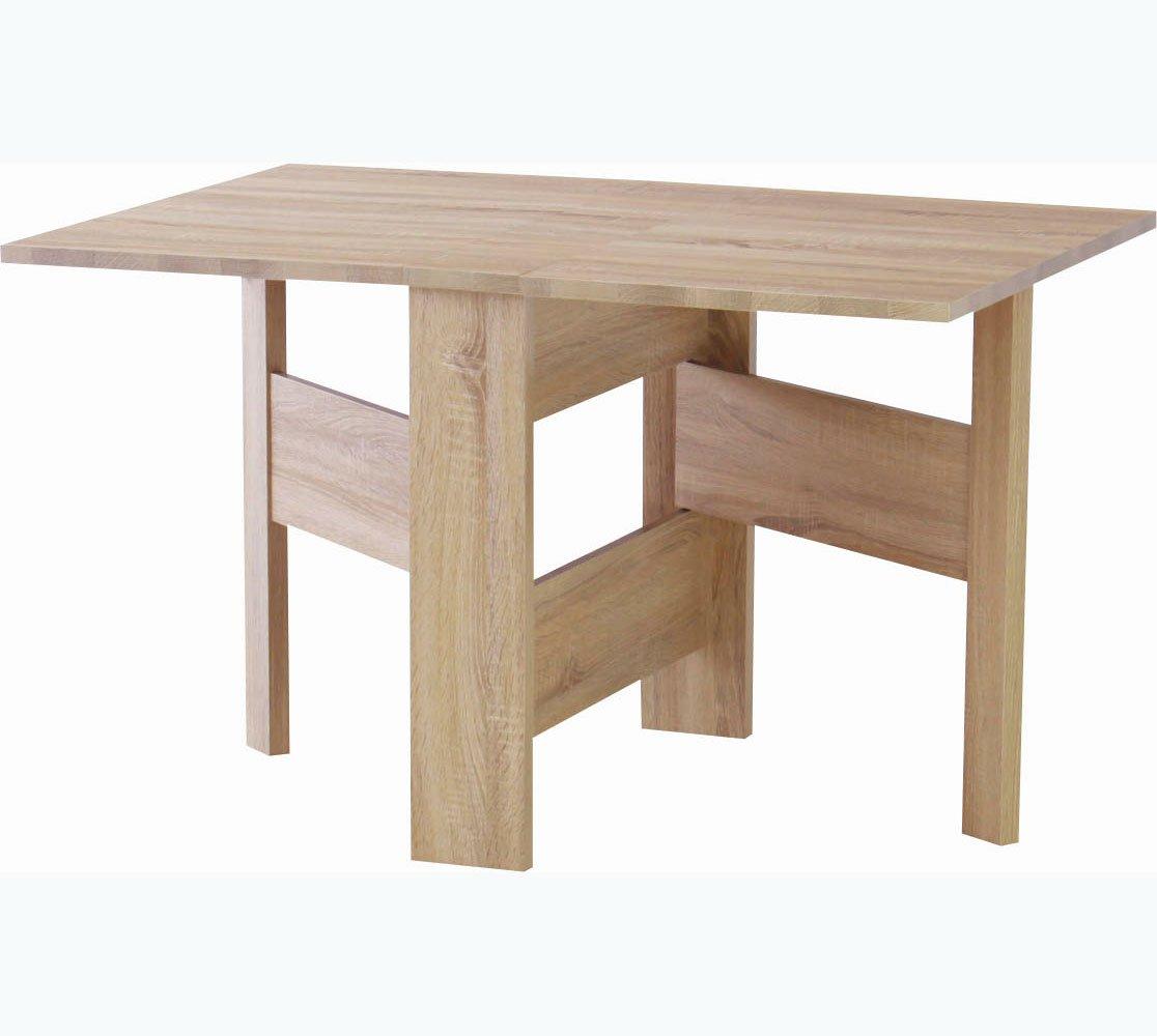 AZUMAYA:フォールディングダイニングテーブル フィーカ