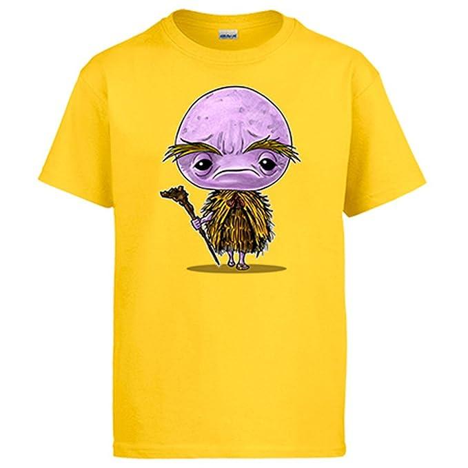 Camiseta Chibi Kawaii Abura Sumashi parodia de los Yokai Japoneses Nikochan: Amazon.es: Ropa y accesorios