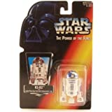 Star Wars Power of the Force R2D2 figure