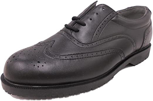 Grabbers Mens 2313 Managers Wing Tip