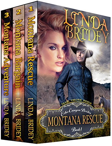 Free - Echo Canyon Brides Box Set - Books 1 - 3