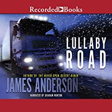 Lullaby Road Audiobook by James Anderson Narrated by Graham Winton