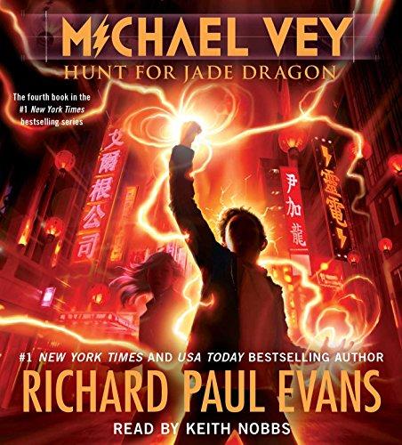 Michael Vey 4: Hunt for Jade Dragon