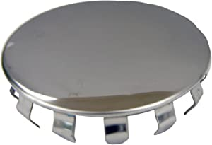LASCO 03-1453 1-1/2-Inch Stainless Steel Sink Hole Cover Snap In Fits Most Sinks