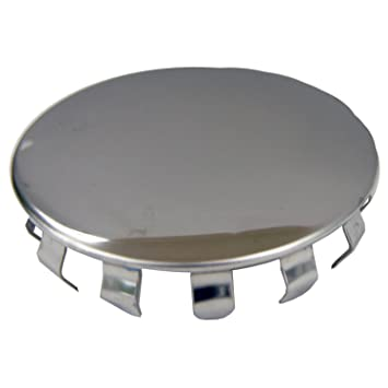 LASCO 03 1453 1 1/2 Inch Stainless Steel Sink Hole Cover