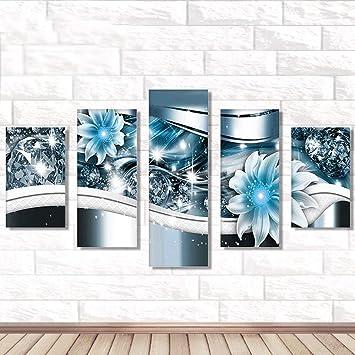 5D DIY Diamant Malerei Stickerei Diamond Painting Kreuzstich Handwerk Kits Decor