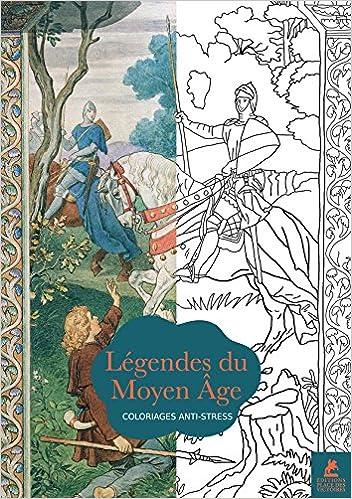 Read LEGENDES DU MOYEN-AGE - 70 COL epub pdf