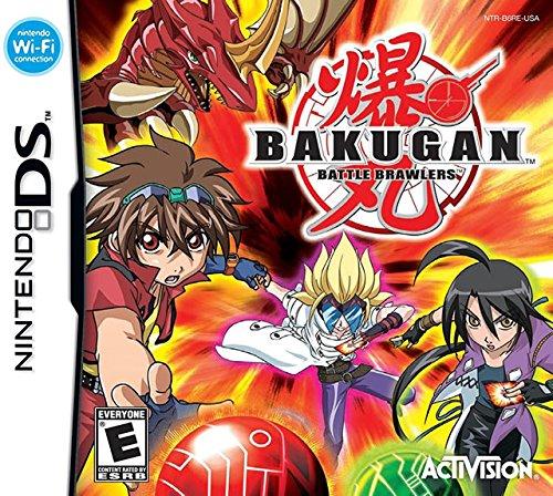 Bakugan Battle Brawlers NDS
