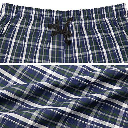 Uomo Manly Blue Cukoo Wewink Pantaloni Green amp; Pigiama FSqwIBx7