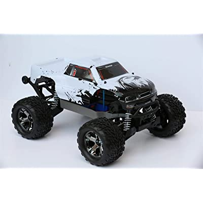 SummitLink Compatible Custom Body Eagle Style Replacement for 1/10 Scale RC Car or Truck (Truck not Included) ST-E-01: Toys & Games