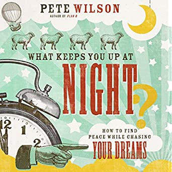 Amazon.com: What Keeps You up at Night?: How to Find Peace ...