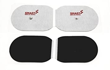 Amazon com: [DR  Music] Large Pads for FDA Cleared Wireless TENS