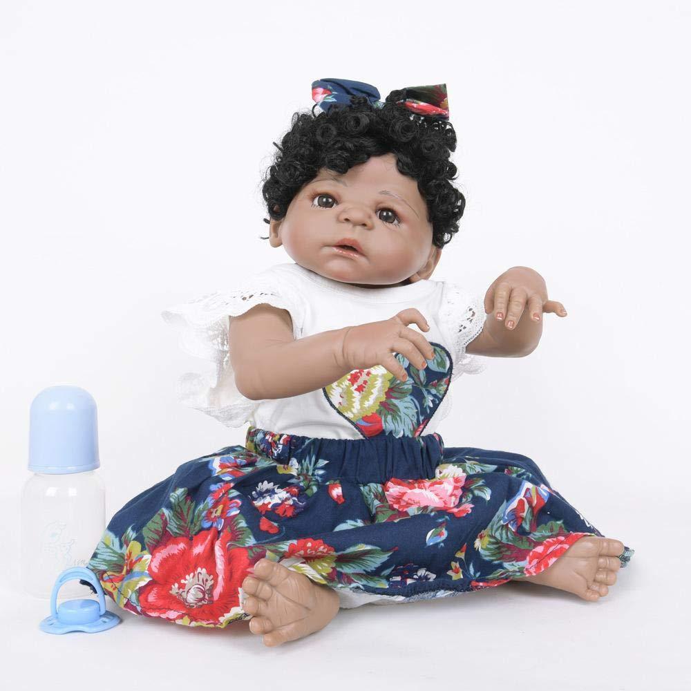 alta calidad general Hongge Reborn Baby Doll,55cm Realista muñeca muñeca Juguete Juguete Juguete de Regalo para niños  los clientes primero