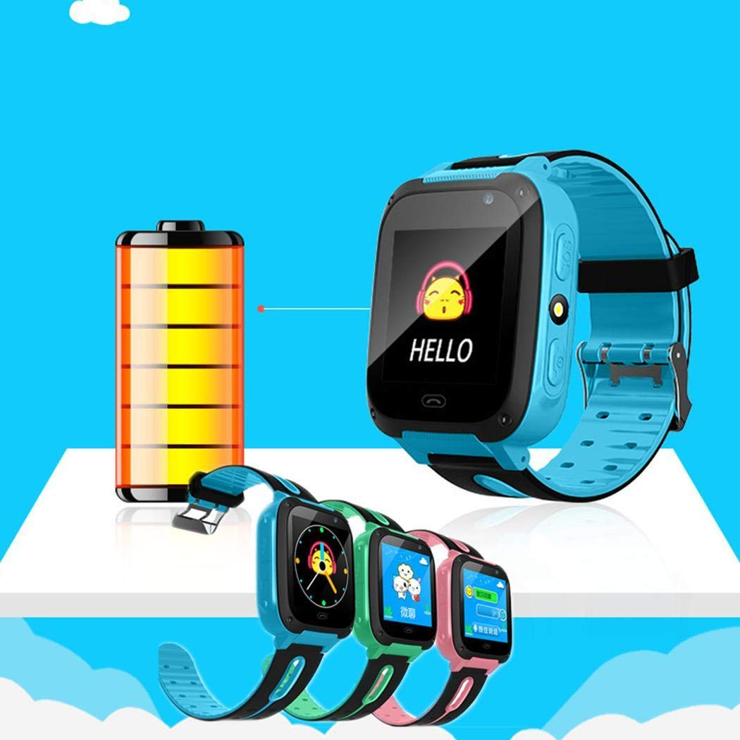 melysUS Children Smart Watch Life Waterproof Anti-Lost Child Positioning Tracking Watch Smart Watches by melysUS