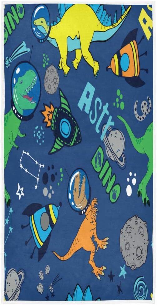 HMZXZ RXYY toallas de mano de algodón Universo con diseño