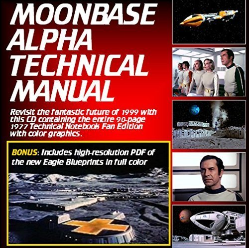 Big Save! Moonbase Alpha Technical Manual CD