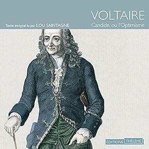 Candide, ou l'optimisme Hörbuch