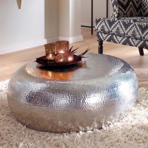 couchtisch silber rund my blog. Black Bedroom Furniture Sets. Home Design Ideas