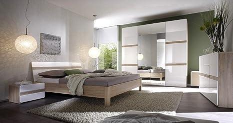 Nuovo moderno set di mobili per camera da letto Selene armadio a 4 ...