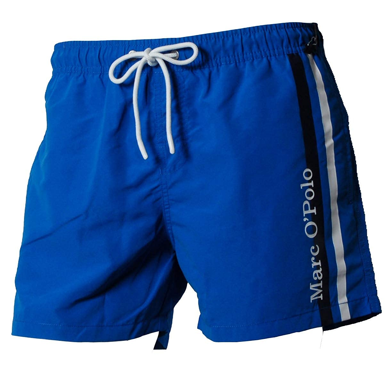 Marc OPolo Body /& Beach Beach M-Swim Shorts Pantalones Cortos para Hombre