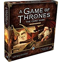 Fantasy Flight Games A Game of Thrones The Card Game Second Edition Board Game