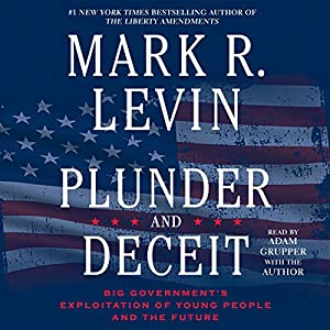 Plunder and Deceit Audiobook