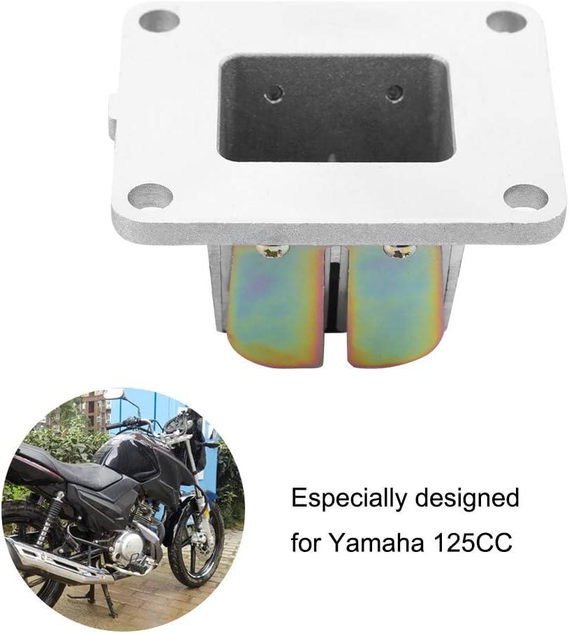 Aramox Motorcycle Intake Reed Valve DT125 Motorbike Parts for Yamaha 125CC
