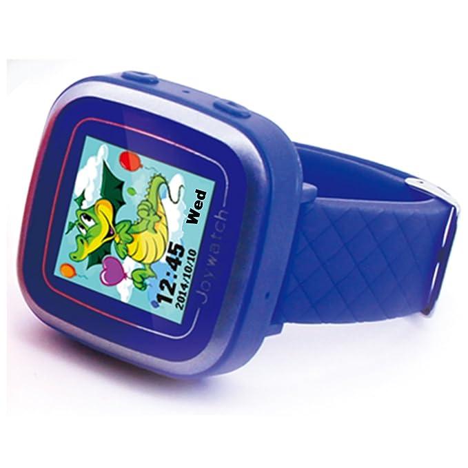 turnmeon Smart Watch para niños Smartwatch con 10 juegos divertidas, temporizador, reloj despertador, Pedometer Health Monitor