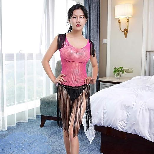 Caige Ropa Interior erótica Pijama Sexy Flecos Falda Sexy ...