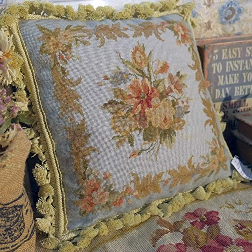 Needlepoint Blue (Fine Home Crafts 14
