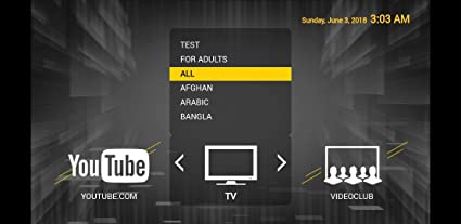 IPTV Subscription 1 Year, Mag, Android Box, Smart tv  etc: Amazon ca