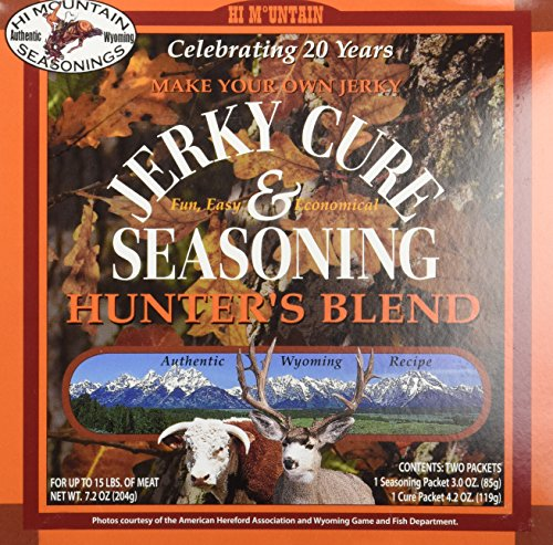 Hi Mountain Jerky Seasoning: Hunter