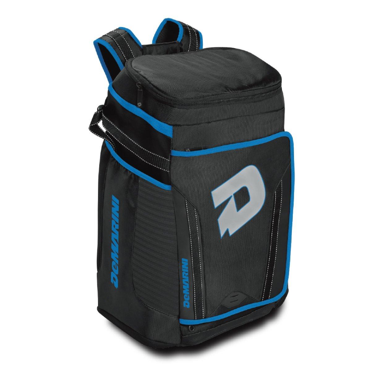 [数量限定商品]DEMARINI SPECIAL OPS バックパック B074PGQ2BG ブラック×ブルー ブラック×ブルー