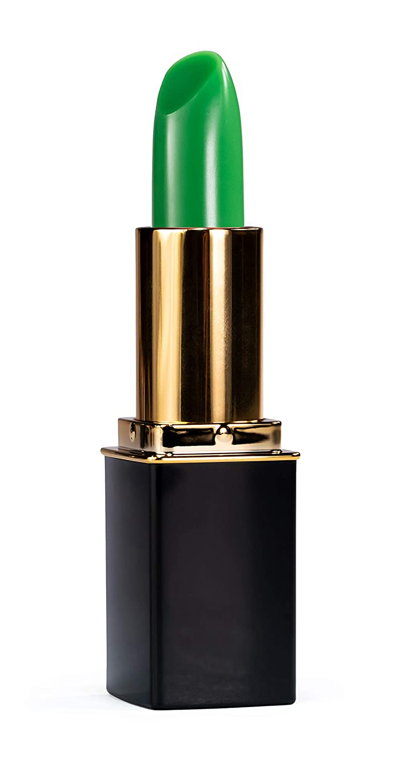 L'Paige (LGR) GREEN Color Changing Lipstick