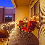 LED String Lights 33ft with 100 LEDs Dimmable
