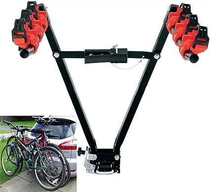 3 bicicletas portabicicletas soporte v-rack para remolques Coche ...