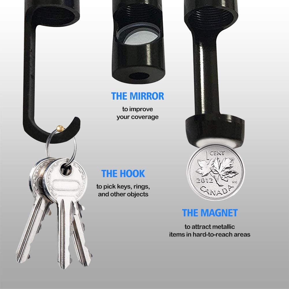 5M DDENDOCAM Cam/éra dinspection USB 3 en 1 USB//Micro USB//Type-C Endoscope OTG T/él/éphone Borescope avec 8 LED pour Samsung Huawei Xiaomi Android T/él/éphone PC