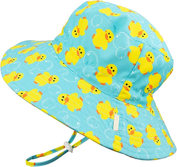 Gwell Childrens Dinosaur Sun Hat Summer Outdoor Beach Hat UV Protection Hat Summer Hat Hiking Hat